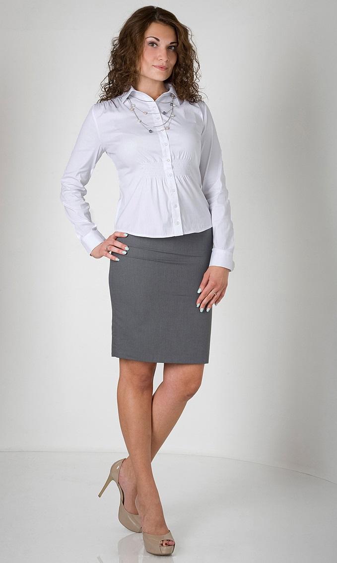 Деловые Блузки Купить