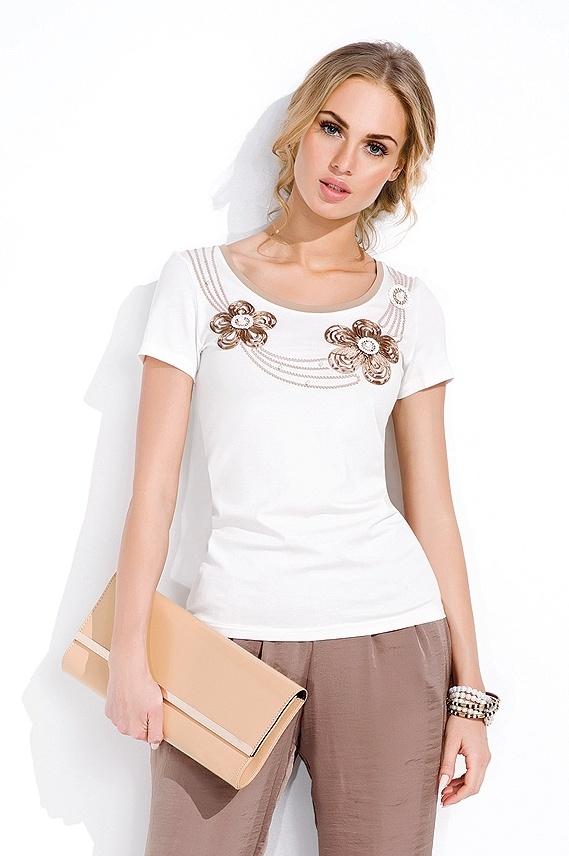 Блузка Белая Классическая Доставка