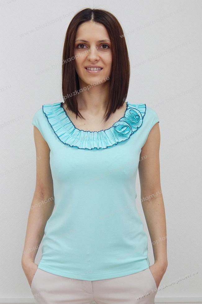 Цветастая Блузка В Самаре