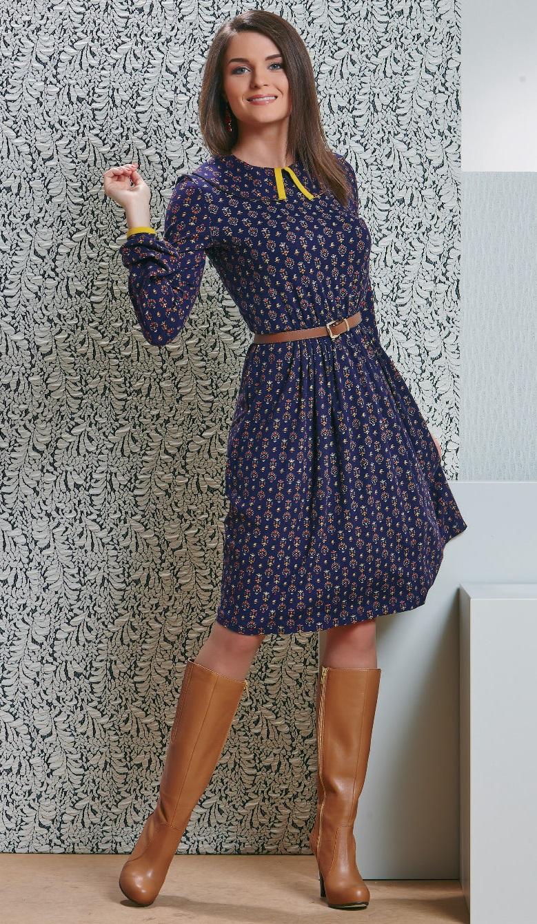 Фото платья для осень