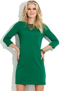 Стильное короткое платье Donna Saggia DSP-102-73t