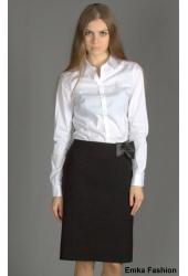 Черная элегантная юбка | 169-emporio