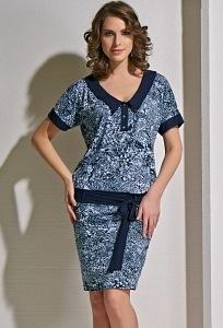 Платье Top Design A4 003