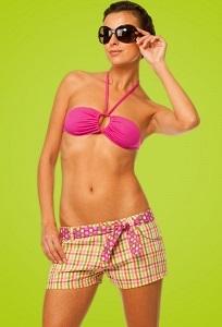 Пляжные шорты Charmante LCH031101 Candy