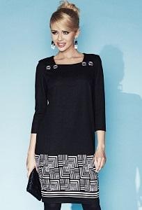 Стильное платье Zaps Marina