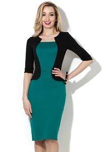 Платье-футляр Donna Saggia DSP-51-18t
