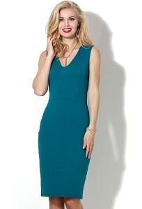 Платье без рукавов Donna Saggia DSP-53-35t