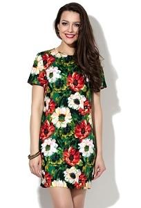 Прямое платье фото летнее