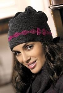 Стильная женская шапочка Kamea Alina