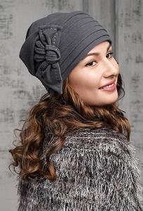 Велюровая шапка Willi Lena