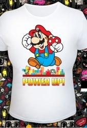 Клубная женская футболка Марио