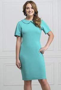 платье с воротником Rosa Blanco 3078-35