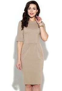 Платье-тюльпан Donna Saggia DSP-99-10t