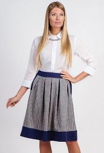 Юбка Emka Fashion 572-glikeriya