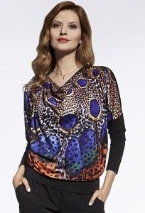 Красочная блузка Ennywear 200039