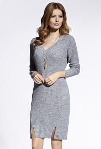 Платье с v-образным вырезом Ennywear 200084