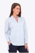 Женская блузка свободного кроя Emka b 2222/erlin