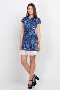 Хлопковое платье Emka Fashion PL-510/chloe