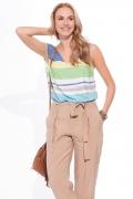 Блузка летняя без рукавов Sunwear W56