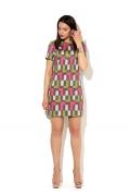 Молодёжное платье Donna Saggia DSP-88-60