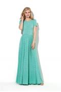 Длинное летнее платье Donna Saggia DSP-147-82t