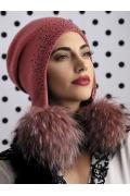 Женская шапка Willi Unica
