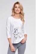 Блузка с принтом Sunwear O18-5-09