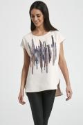 Летняя блузка удлиненная сзади Ennywear 250109