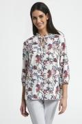 Летняя женская блузка со шнуровкой Ennywear 250097