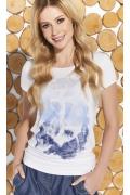 Летняя блузка с якорем Zaps Meg