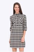 Платье-рубашка Emka PL-487/monako