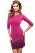 Короткое трикотажное платье Enny 190046