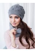 Женская шапка Veilo 50.77 (9 цветов)