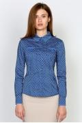 Приталенная рубашка Emka Fashion b 2122/arta