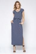 Длинное платье-тельняшка Ennywear 230170