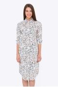 Платье-рубашка из хлопка Emka Fashion PL-601/sagira