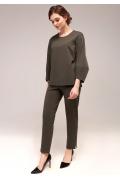 Женские брюки TopDesign B7 009