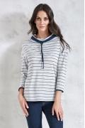 Блузка в полоску Sunwear V59-5-10