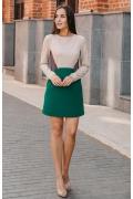 Коктейльное мини-платье Donna Saggia DSP-364-34