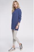 Молодёжная туника синего цвета Sunwear OT302-5-53