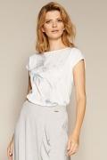 Летняя блузка с коротким рукавом Zaps Nondi