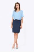 Офисная юбка Emka Fashion 617-vivit