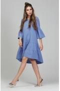 Женское платье широкого покроя Donna Saggia DSP-284-4