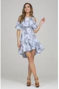 Платье Donna Saggia DSP-322-49 (коллекция лето 2018)