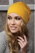 Жёлтая шапка-колпак SuperShapka Интер