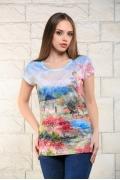 Женская футболка BravISSImo 171122