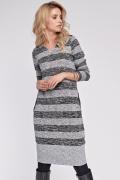 Трикотажное платье в полоску Sunwear OS204-5-12
