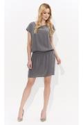 Короткое платье с кружевной спиной Zaps Kalipso