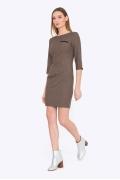 Женское приталенное платье Emka PL438/avenir