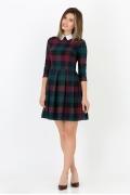 Платье в школьном стиле Emka Fashion PL-413/eteri